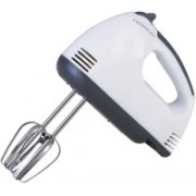 Aravi Retail Electric Hand Mixer with Chrome Beater and Dough Hook Stainless Steel ATTACHMENTS 7 Speed Setting 180 watt Beater for Cake Egg Bakery and Hand Blenders and Mixer for Kitchen Electric 180 W Hand Blender(Multicolor)