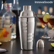 Shaker cu retete de cocktailuri integrate