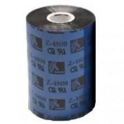 Zebra ribbon resina 4800 110x450 box 12