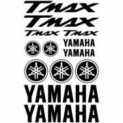 stickers folies Stickers Yamaha Tmax