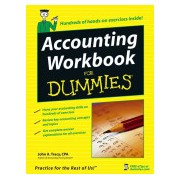 Accounting Workbook For Dummies (Tracy John A.)(Paperback) (9780471791454)