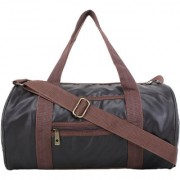 BumBart Collection Gym Bag Sports Bag for Men and Women for Fitness (Brown Colour)