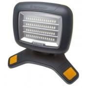 Nightsearcher Luce da lavoro , lampada LED inclusa, 7,4 V, IP54, custodia in PC, NSGALAXY-E-PRO