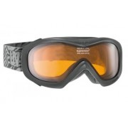 Ochelari ski / snowboard Uvex Wizzard DL Junior black / grey