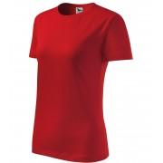 ADLER Basic 160 Dámské triko 13407 červená M