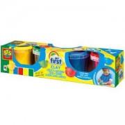 Детски комплект - Моят първи пластелин, SES, 080825