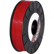3D nyomtató szál Innofil 3D PLA-0004B075 PLA műanyag 2.85 mm Piros 750 g (1417269)