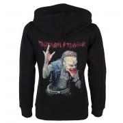 sweat-shirt avec capuche pour femmes Malignant Tumour - The Metallist - NNM - R-266F-0 black