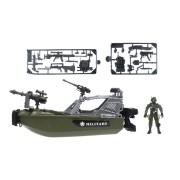 Militärbåt Leksaksset