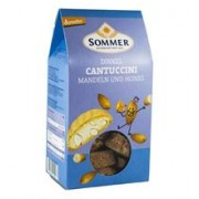 Cantuccini Bio Crocant din Alac Migdale si Miere Sommer 150gr