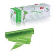 Posuri Unica Folosinta Verde, H 40 cm, Set 100 Buc