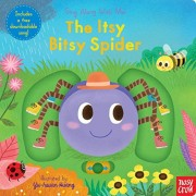 The Itsy Bitsy Spider: Sing Along with Me!, Hardcover