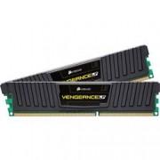 Corsair Sada RAM pro PC Corsair Vengeance® LP CML16GX3M2A1600C9 16 GB 2 x 8 GB DDR3 RAM 1600 MHz CL9 9-9-24