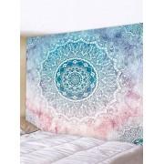 Rosegal Tapisserie Imperméable Mandala Dégradé Imprimé Style Bohémien Largeur 59 x Longueur 51 pouces