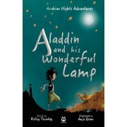Aladdin and His Wonderful Lamp, Paperback