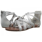 Kenneth Cole Reaction Daisy Shimmer (Little KidBig Kid) SilverWhite