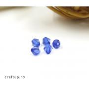 Mărgele biconice fațetate (100g)