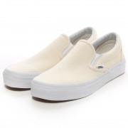 ヴァンズ VANS CHAPTER VANS Classic Slip-On(O.WHT) レディース