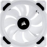 Вентилатор за кутия Corsair LL120 RGB 120mm Dual Light Loop White