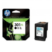 Hp ORIGINALE HP 301BK XL BLACK CH563EE CARTUCCIA ORIGINALE ALTA CAPACITA' 301XL CH563EE CAPACITA' 8ML