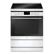 Електрическа готварска печка HANSA FCCW69235 със стъклокерамичен плот