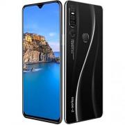 HOMRanger P30 Pro 6.3 En Pantalla Completa Smartphones Desbloqueados,Dual Sim Android Telefonos Desbloqueados,Cámara De Lente Cuádruple,Alta Resolución Teléfono Móvil,6G+128G
