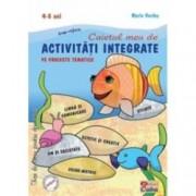 Caietul meu de activitati integrate pe proiecte tematice grupa mijlocie 4-5 ani