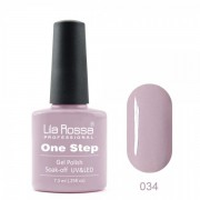 Oja semipermanenta OneStep Lila Rossa Professional 7.3ml OLROS034