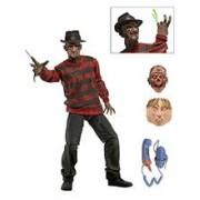 Figurina Neca Nightmare On Elm Street 30Th Anniversary 7 Inch Action Figure Ultimate Freddy