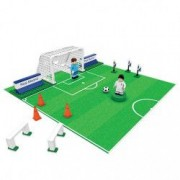 Set de constructie Nanostars Real Madrid set penalty