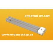 UV-C pótfénycső - 18 wattos UV lámpás fertőtlenítőhöz TVP-010571