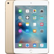 Apple iPad Mini 4 - 128GB - WiFi + Cellular (4G) - Wit/Goud
