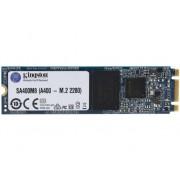 Kingston Disco SSD Interno KINGSTON A400 - SA400M8 (120 GB, SATA III, M.2 2280, TLC)