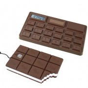 Mouse & Calculator - Chocolate USB powered