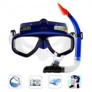Камера за спорт в маска за гмуркане