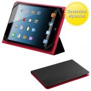 Funda Universal Doble Vista Tablet Rosa Negro 7 Pulgadas