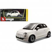 Bburago mac 2 modelino fiat 500 22106 in scala 1:24