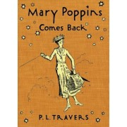 Mary Poppins Comes Back, Hardcover