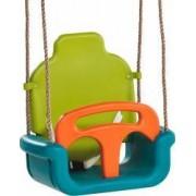 Leagan copii 3 in1 PP var verde turcoaz portocaliu