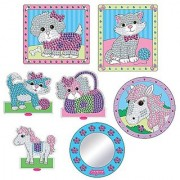Galt Toys Inc Sensational Sequins Pretty Pets Gift Set