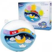 Бебешка нощна лампа със звуци и сменящи се светлини, 503117528