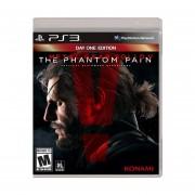PS3 Juego Metal Gear Solid V The Phantom Pain Para PlayStation 3
