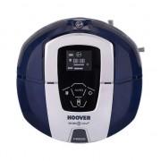 Robot de curatenie Hoover RBC030/1 011, 0.5 l, senzori noTouch, tehnologie infrarosu, autonomie 60 min, LED, Albastru