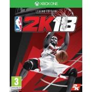 XBOXONE NBA 2K18