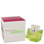 Believe For Women By Britney Spears Eau De Parfum Spray 3.4 Oz