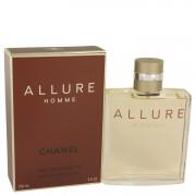Allure Eau De Toilette Spray By Chanel 5 oz Eau De Toilette Spray