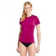 Kanu Surf Women's CB UPF 50+ Swim tee, Purple Orchid, XX-Large