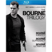The Bourne Trilogy (The Bourne Identity | The Bourne Supremacy | The Bourne Ultimatum) [Blu-ray]
