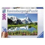 Ravensburger puzzle berna superioara - elvetia, 300 piese