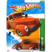 WILLYS '41 Hot wheels edición de colección SUPER TREASURE HUNTS